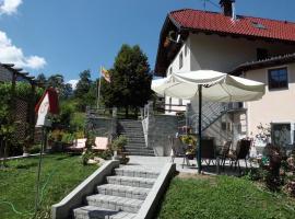 Fewo-Lenz, Hermagor (Passriach yakınında)