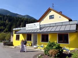 Ferienhaus Kolbnitz, Unterkolbnitz