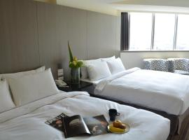 de rěve Express Hotel, Chiayi City