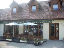 La Taverne, Buire-le-Sec (рядом с городом Campagne-lès-Hesdin)