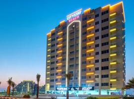 City Stay Beach Hotel Apartment, Ras al Khaimah (Ar Rafā'ah yakınında)