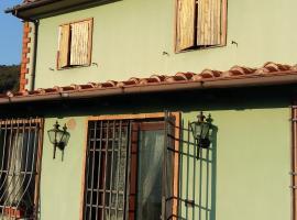 Casetta Verde, Vaiano
