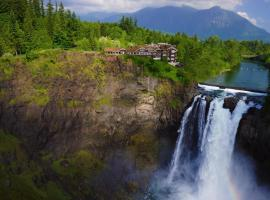 Salish Lodge & Spa, Snoqualmie