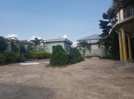 Naayaas Hotel, Kumasi (рядом с городом Bresua)