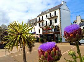 Hotel du port, Locquirec