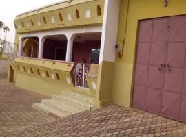 Good Morning Guesthouse, Kumasi (рядом с городом Barekese)