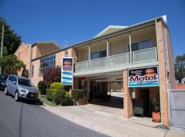 Motel Miramar, Nambucca Heads (Nambucca yakınında)
