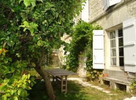gite du presbytere, Touzac (рядом с городом Barbezieux)