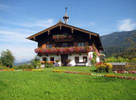 Haus Kranzbichl, Thiersee (Landl yakınında)