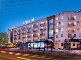 Chuvashia Hotel, Cheboksary