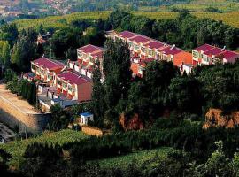 Xiyang Dazhai Hutoushan Farm Stay, Xiyang (Dazhai yakınında)