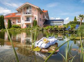Ferienwohnung/Sauna/Terrasse, Wertach (Hinterschneid yakınında)