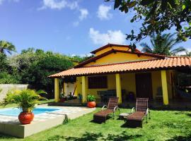 Casa Amarela, Ponta da Tulha