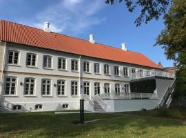 Hotel Baltic, Høruphav