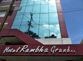 Hotel Rambha Grand, Darbhanga (рядом с городом Maniarwa)