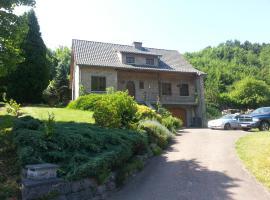 Chambre d'hotes du Tailfer, Fonds de Lustin (Maillen yakınında)