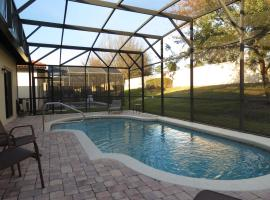 Kissimmee Area Pool Home