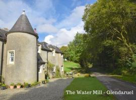 The Water Mill, Clachan of Glendaruel (A prop de Minard)