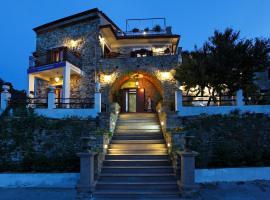 Villa la Fenice, Galdo (San Mauro Cilento yakınında)