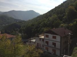 Deep Liguria 06, San Pietro d'Olba (Vara Superiore yakınında)