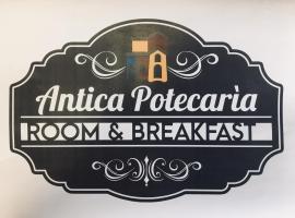 Antica Potecarìa, Tonara