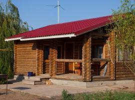 Baza otdykha Astra, Chagan