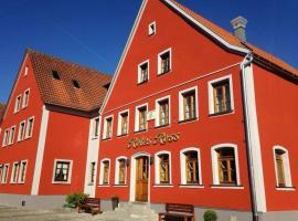 Hotel-Gasthof Rotes Roß, Markt Einersheim