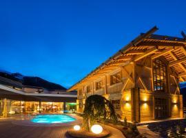 Hotel Plunhof, Ridanna (Mareta yakınında)