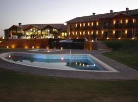 Hotel Spa Aguas de los Mallos, Murillo de Gállego (Concilio yakınında)