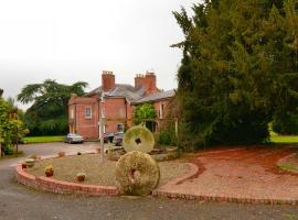 Elm Lodge Bed & Breakfast, Ludlow
