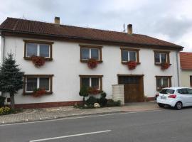 Apartman Olesnik, Olešník (Dívčice yakınında)