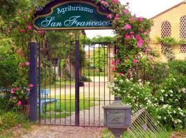 Agriturismo San Francesco, Basiglio (Siziano yakınında)