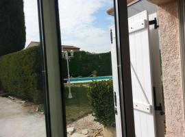 Studio Confort, Saint-Victoret (рядом с городом Gignac-la-Nerthe)