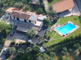Villa Alce, Fontanarosa (Gesualdo yakınında)