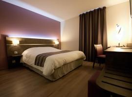 Brit Hotel Confort Saint-Dizier, Saint-Dizier