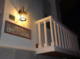 Hotel Bretagne, Loutraki