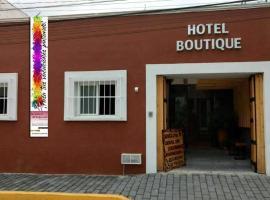 Casa Valenta Hotel Boutique, Чолула