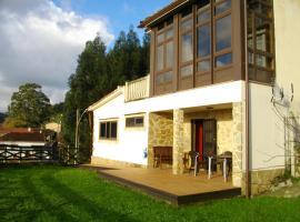 Casa de Ferrolano, Гуймиль (рядом с городом Ла-Маринья)