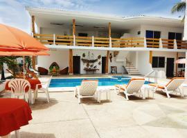 Casa de Pia Hostel, Playas (Posorja yakınında)