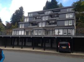 Appartement Am Kleehagen, Winterberg (Niedersfeld yakınında)