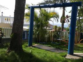 Caribbean suite, Cherryfield (St Mary yakınında)