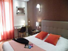 Brit Hotel Roanne - Le Grand Hôtel, Роан (рядом с городом Mably)