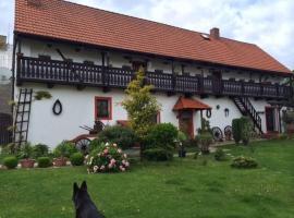 Chalupa v Radosticich, Lovosice (Dřemčice yakınında)