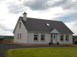 Roe Valley Cottage, Limavady (рядом с городом Ardmore)