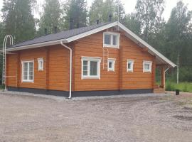Loma-asunto Onttola, Onttola (рядом с городом Ylämylly)