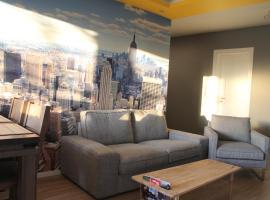 Sunny Apartment in centre