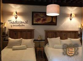 Hotel Pocitos, Guanajuato