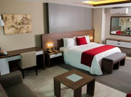 Hotel 5 de Mayo, Пуэбла