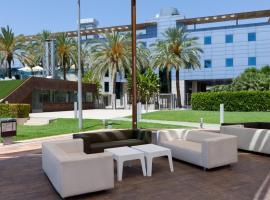 Jardines de Amaltea Hotel, Lorca