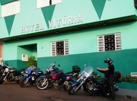 Hotel Vitoria, Barra Bonita (Lençóis Paulista yakınında)